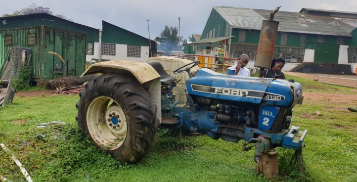 TRACTOR REPAIR AND MAINTENANCE SERVICES
