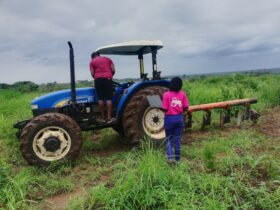 TRACTOR YARDS SERVICED BY SHALOM VENTURES